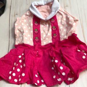 Brand new puppy dress